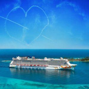 日本発着クルーズを実施する豪華客船のリスト
