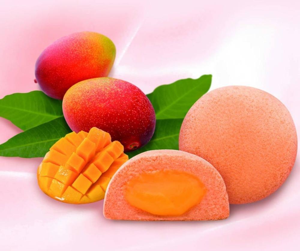 石垣島で人気のお土産 御菓子御殿のプリンセスムーンマンゴー