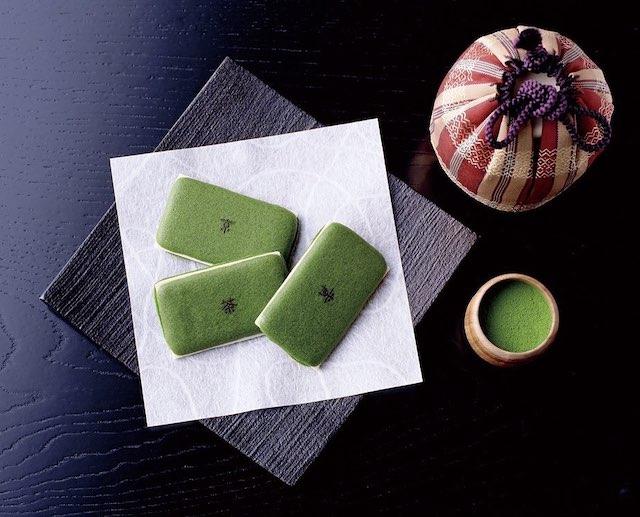 京都お土産でおすすめの抹茶のお菓子「茶の菓」