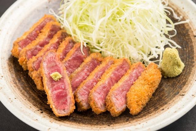 牛カツ専門店京都勝牛京都駅前の京都牛カツ