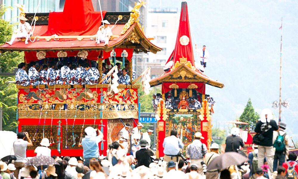 京都 祇園祭 2019 日程 場所 山鉾巡行 宵山