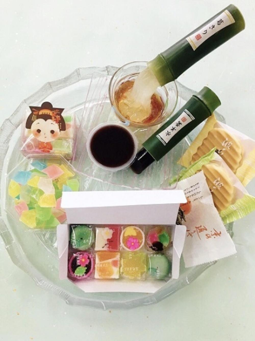 高野屋貞広 京都 半生菓子 お家で食べよう!はんなりおやつセット