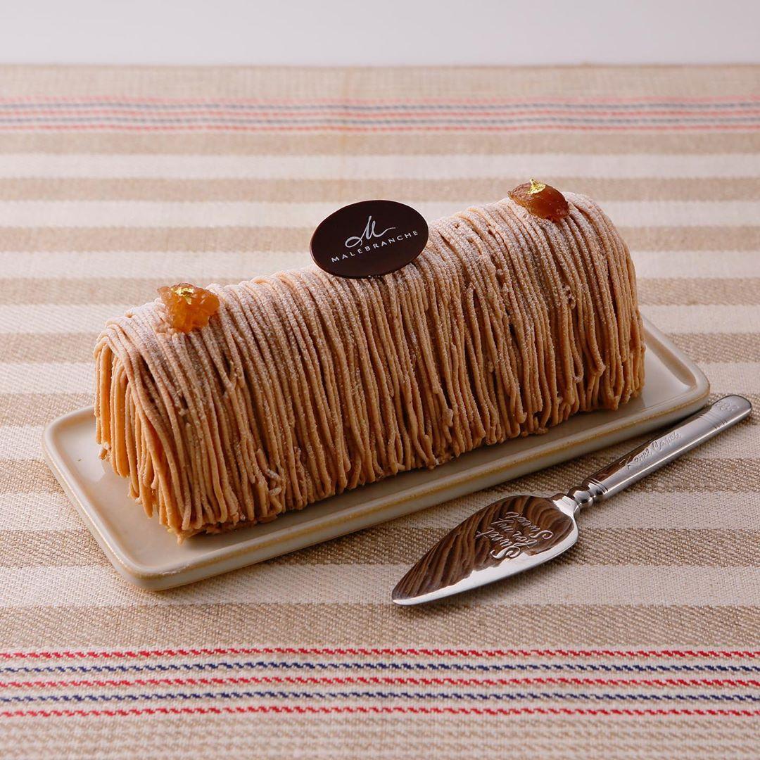 マールブランシュ京都北山 通販でお取り寄せできるモンブランケーキ