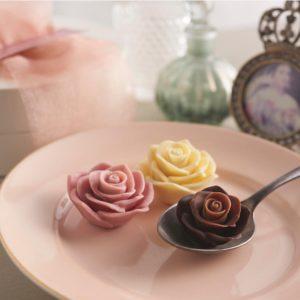 メサージュ・ド・ローズ 薔薇のチョコレート