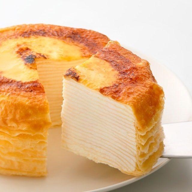 【casaneo(カサネオ)】ミルクレープが行列人気!ミルクレープ発祥の味を手土産に♡