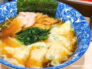 """浅草""""ら麺亭""""が美味しくて安い「肉厚ワンタン麺」がコスパ最高!"""