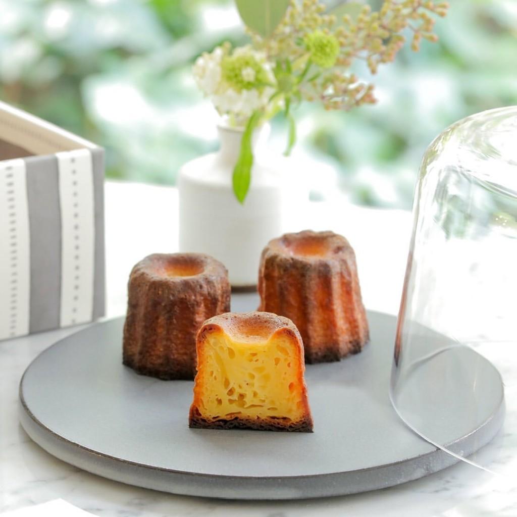 Buttery(バタリー)で人気の焼き菓子「焼き立てカヌレ」