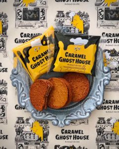 キャラメルゴーストハウス キャラメルチョコレートクッキー