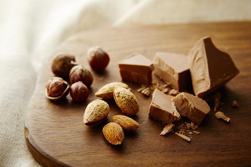 GIANDINO(ジャンディーノ)はジャンドゥーヤチョコレート×ナッツが主役の新しいお菓子