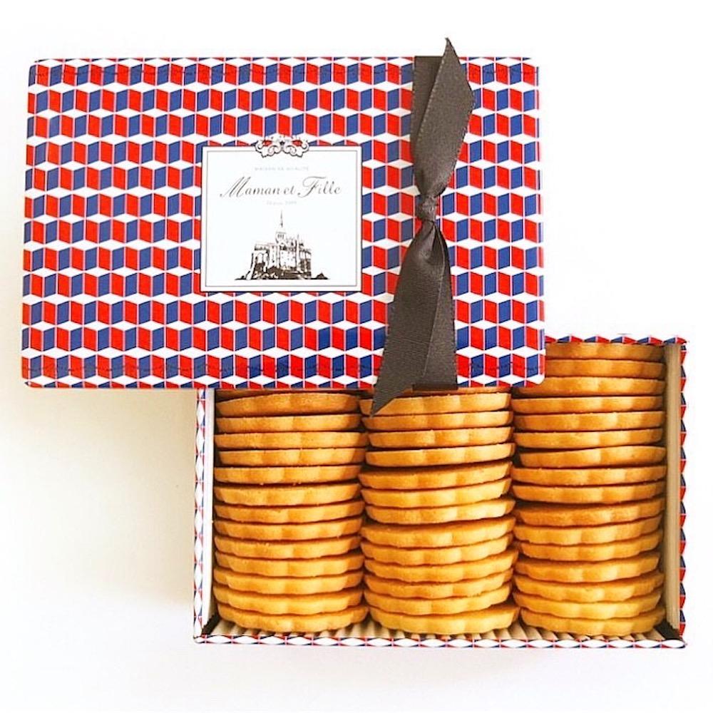 神戸御影のマモンエフィーユの幻のクッキー「フレンチビスキュイ」