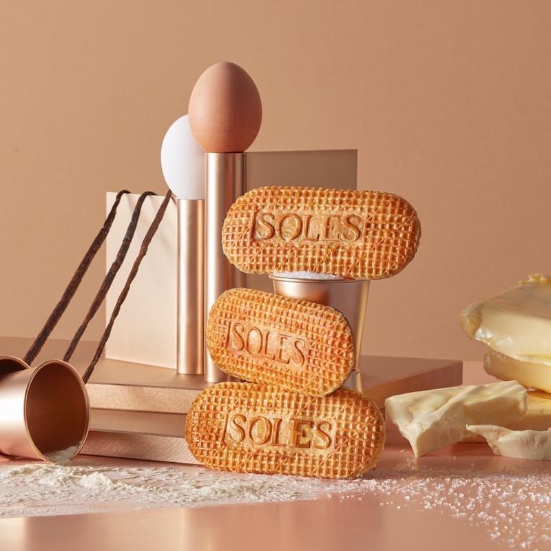 「SOLES GAUFRETTE(ソールズ ゴーフレット)東京駅店」バターゴーフレットが美味しいと話題に♡