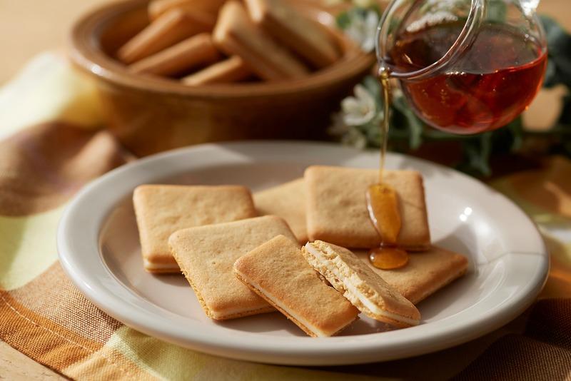ザメープルマニアのメープルバタークッキー
