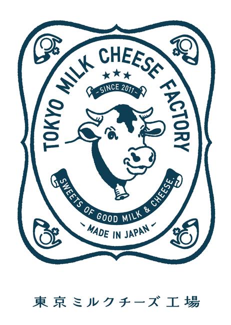 新宿の東京ミルクチーズ工場のショップロゴ