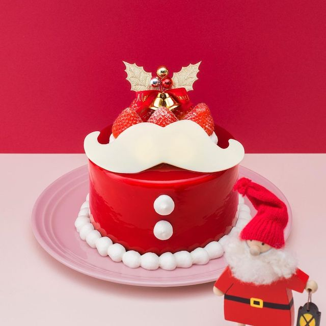 LeTAO(ルタオ)クリスマスケーキ2020 店舗受け取り(店頭受け取り)サンタクロースケーキ