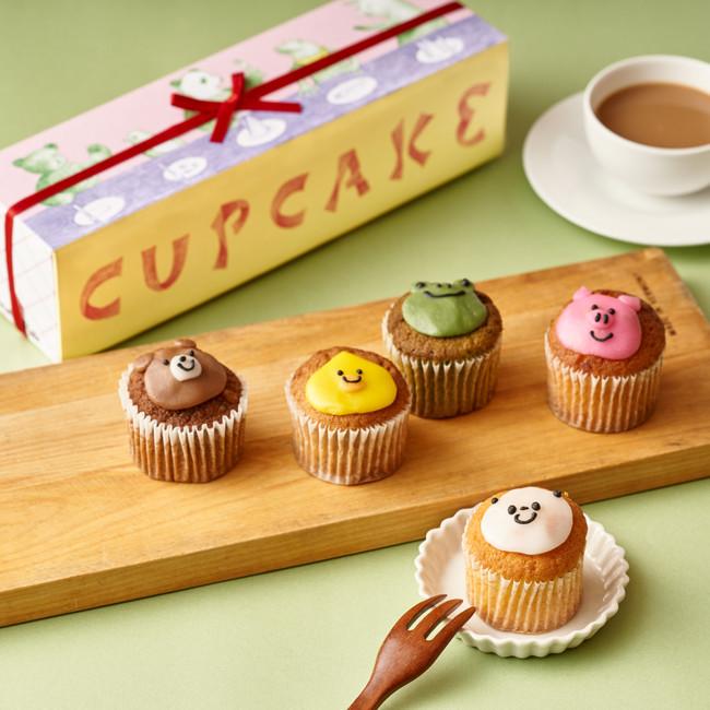 フェアリーケーキフェア カップケーキ ベイクドZOO