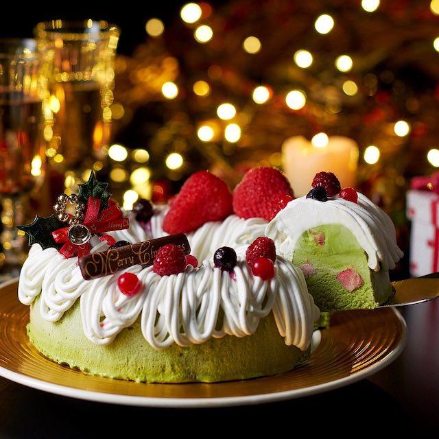 伊藤久右衛門(いとうきゅうえもん)クリスマスケーキ2020