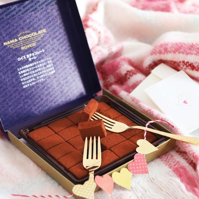 ロイズ バレンタイン 生チョコレート 2021