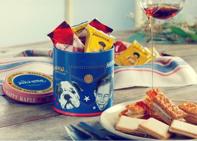 ザ・メープルマニア缶 季節限定 バレンタイン2021