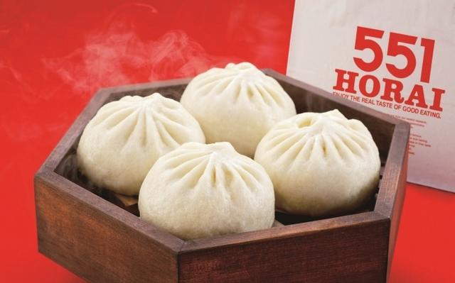 【551蓬莱】大阪の551蓬莱(HORAI)の豚まんが店舗や通販で人気!