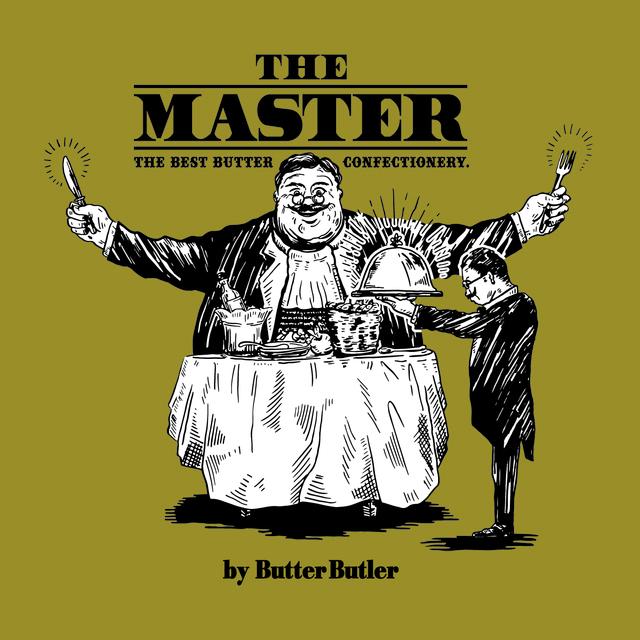 ザマスターバイバターバトラーのショップロゴ