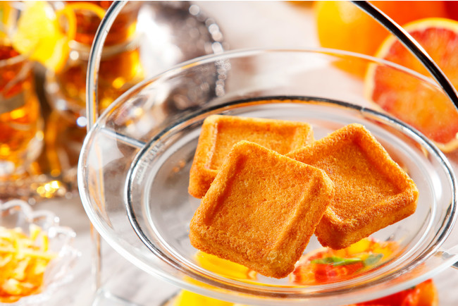 バターバトラー 期間限定 バターオレンジフィナンシェ