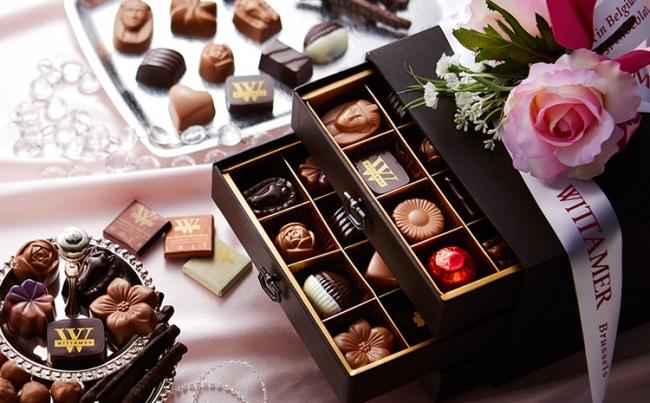 ベルギー王室御用達チョコレートブランド ヴィタメール