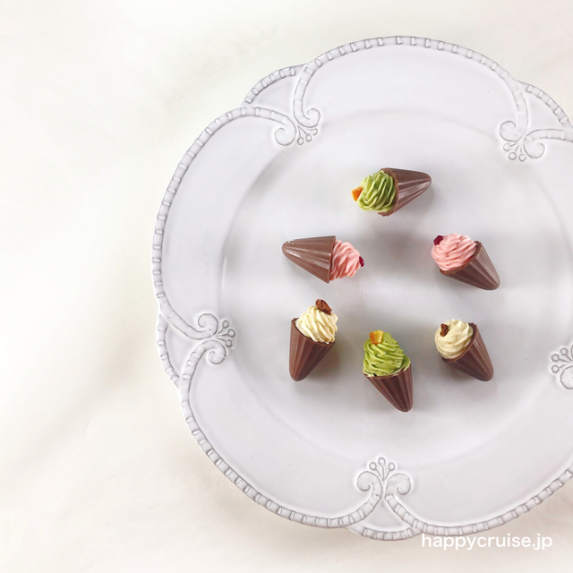 【ベルプラージュトーチチョコレート】横浜元町にあるベルプラージュのおしゃれなトーチチョコレート