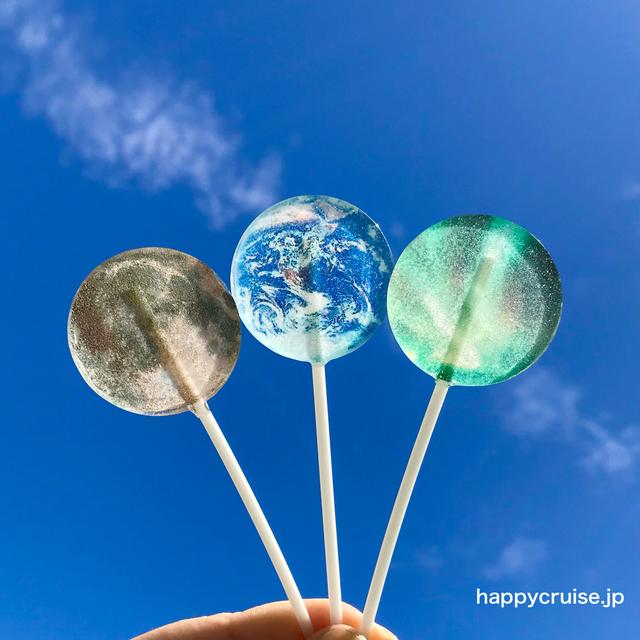 仙台【仙台市天文台 アースキャンディ】かわいいお菓子の手土産